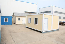good demountable real prefab office container india