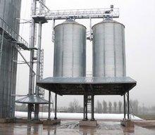 Rapid loading silos