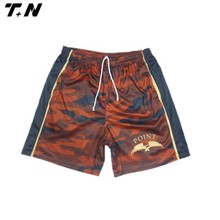 full sublimation custom basketball short wholesale