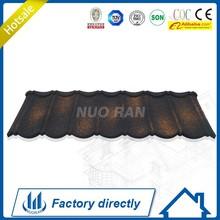 Nuoran asphalt roof shingles tile/metal roof sheet/stone coated aluminum roofing tiles