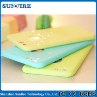Mobile phones cover for girls, for iphone 6 silicone case, chinese mobile cover