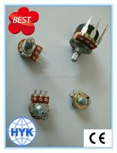 Standard Rotary Rotary Type Potentiometers