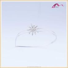 Fashion new style design hair ornaments flower shape rhinestone head bands