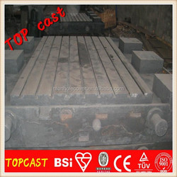 ISO9001 Good Price High Quality Cast Iron Floor Plate