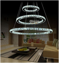 3 layers steel circle suspension Led light MD8826-82W (D800mm/D600mm/D400mXH30mm)