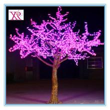 Popular artificial cherry tree for wedding decoration tree