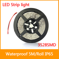 Wholesale dmx led strip grow lights battery powered 60leds/per meter addressable kit cob 4.8 watt 3528SMD rgb led strip light