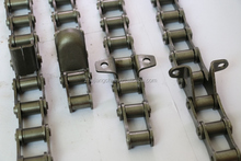 TRANSMISSION chain ,S38,agricultural chain,with k attachment,harvesters