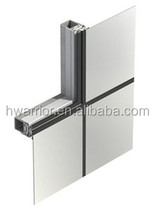 glass walls cladding system
