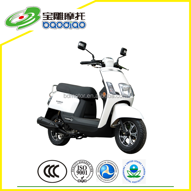 50cc moped new chinese cheap gas scooters motorcycles for for Cheap gas motor scooters