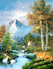 Giant Wall Murals for Home Decr