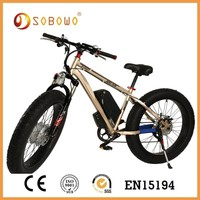 2015 SGS certification 36v 250w 350w 500w battery operated al alloy electric bicycle
