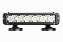 High power led light bar 60W led work light bar,car parts factory in china