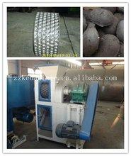 copper scrap/aluminum scrap briquette making machine