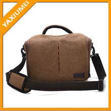 New cool elegant dslr camera bag with strap