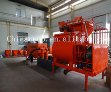 High efficiency foam cement machine for concrete blocks with pump