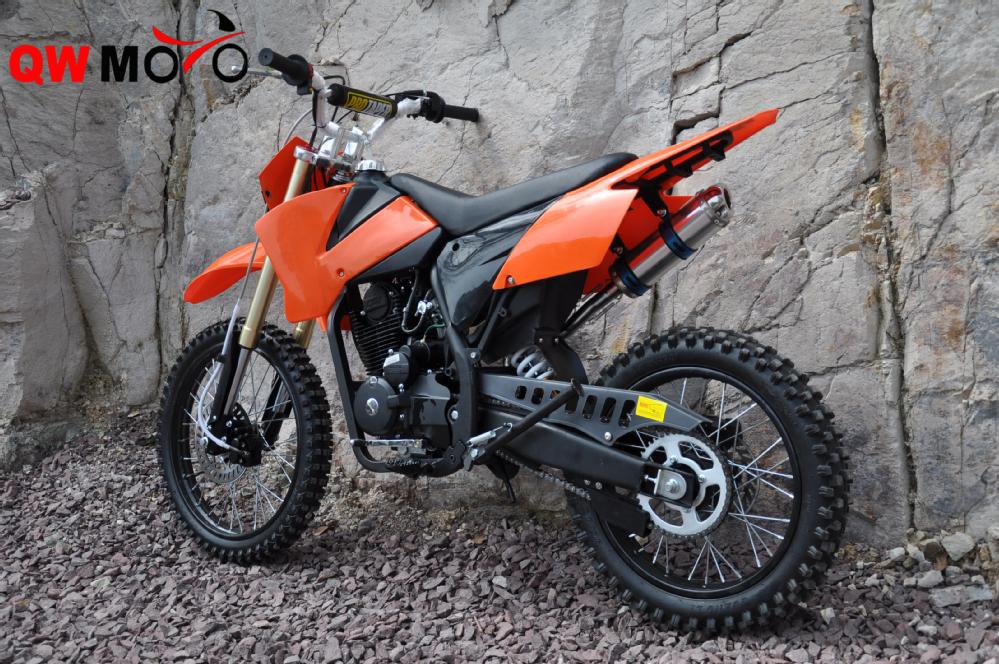 qwmoto ktm stil rennrad super 250ccm dirt bike 250ccm pit. Black Bedroom Furniture Sets. Home Design Ideas