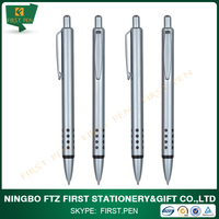 new promotion gift roller metal pen