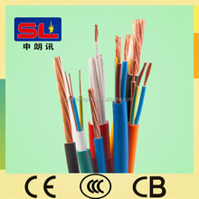 Electric Stranded Flexible Wire 3 Core 2.5mm2 Copper Cable