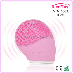 Electric Silicone Facial Cleansing Product, Face Lift Beauty Beyond System.