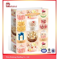 Manufacturers direct dessert printed paper bags party gift bags uk