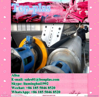 Drainage sheet Drainage board machine plastic extrusion company Extrusion line plastic manufacturers
