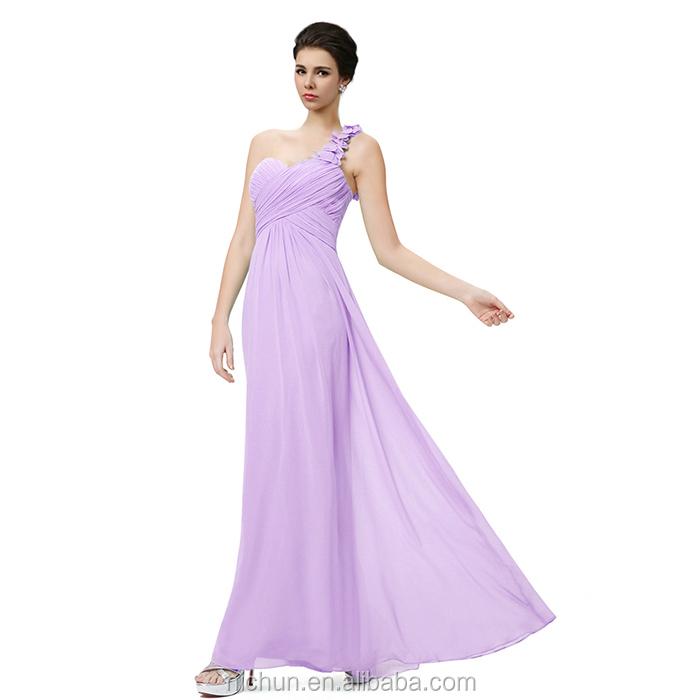 Las mujeres de la gasa larga noche formal del partido del vestido de ...