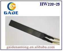 de alta calidad de nitruro de silicio elementos de calefacción eléctrica para el líquido de la calefacción