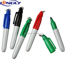 Hanging Loop Highlighter Pen with Assorted Fashion Colors