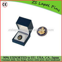 Lapel Pin with Gift Box Packing