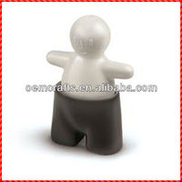 Top quality customized design ceramic cruet for decor