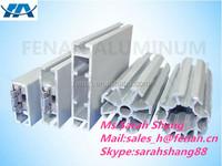 Exhibition Booth Aluminum Extrusion / Aluminium Profile With Oct Maxima System