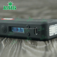 1:1 clone 19 colors silicone hcigar VT200 5 case/skin/cover/sleeve/wrap/mod/enclosure vt200w vt 200 box mod vt box 200 rubber