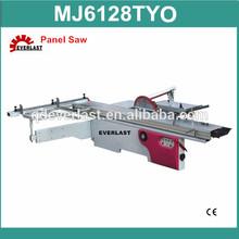 mj6128tyo máquina de la carpintería sierra del panel