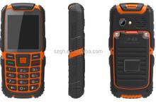 S6 waterproof dustproof phone