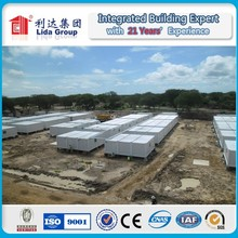 QATAR/SAUDI/UAE CE/SGS/ISO Top 10 Prefab House Container for Mining Accommodation/site office/toilet