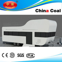 China coal group 2015 High standard luxury recreational vehicle for European market