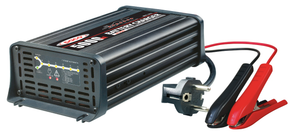 Ligao 24v 5amp Battery Charger Mbc 2405 Deep Cycle 35