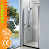 SF029 hinge walk in free standing glass shower enclosure bath shower doors and mobility shower rooms