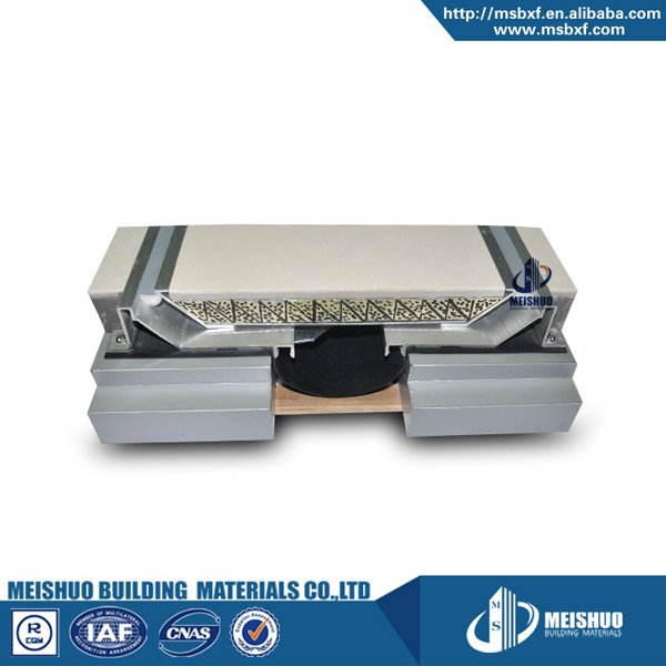 Standard floor stainless steel expansion joint for