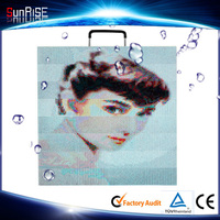 Shenzhen Small pixel pitch p3 SMD indoor led large screen display