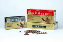 KOREAN RED GINSENG LINGZHI MUSHROOM&DEER ANTLERS SOFT CAPSULE