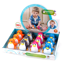 2015 China new penguin shape wind up toys,new toys for babies,toys for kids