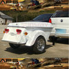 New Model Auto Sport Touring Trailer Cargo Box Travel Trailer for SUV MPV Harley Motorcycle SW-ST04