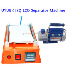 Perfect mobile repair tool manual LCD Touch Screen Separator Machine with pump outside to open mobile screen and Tablet screen
