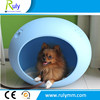 New designed Egg Shape Colorful Dog House in Plastic