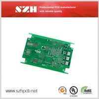 professional manufacturer PCB printed circuit board Electronic blood pressure printed circuit board for industry