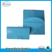Vinyl material disposable face mask folder case