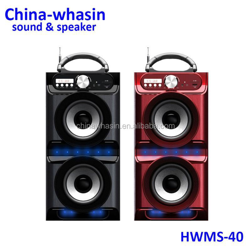 mini home speaker with usb sd fashionable design portable. Black Bedroom Furniture Sets. Home Design Ideas