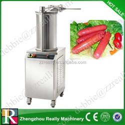 26L Capacity sausage filling machine / sausage hot dog